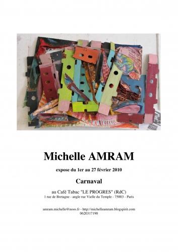 Michelle expo progrès 010210 affiche.jpg